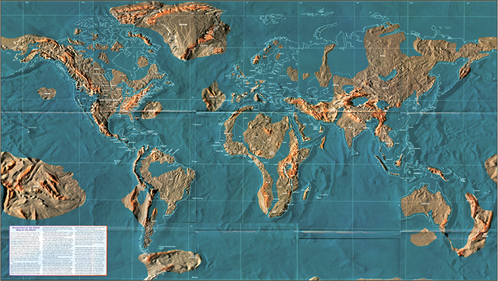 kesi world map
